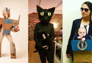 25 People Who Totally Nailed Halloween