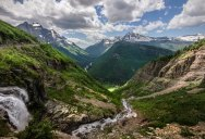 Picture of the Day: Going-to-the-Sun Road, Glacier National Park