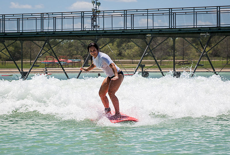 nland surf park austin texas 11 North America's First Man Made Surf Park Opens in Austin, Texas