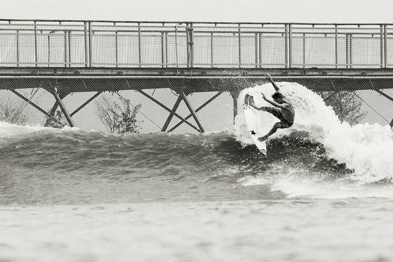 nland surf park austin texas 2 North America's First Man Made Surf Park Opens in Austin, Texas