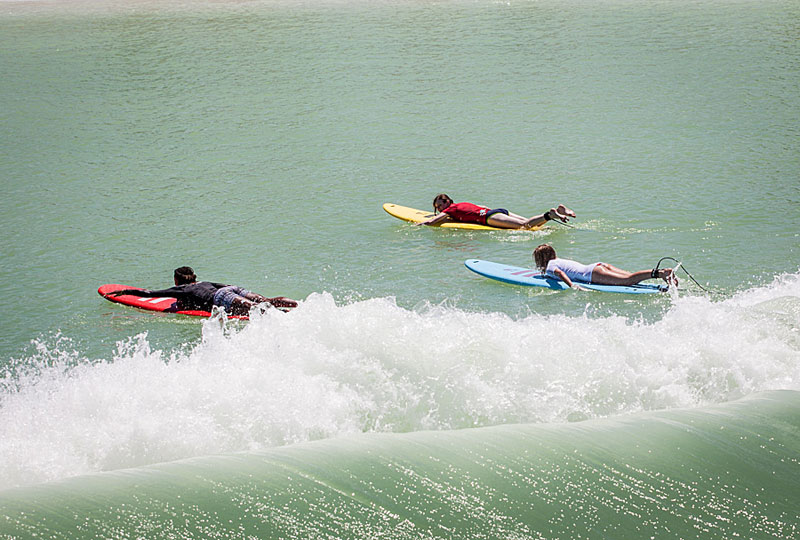 nland surf park austin texas 9 North America's First Man Made Surf Park Opens in Austin, Texas