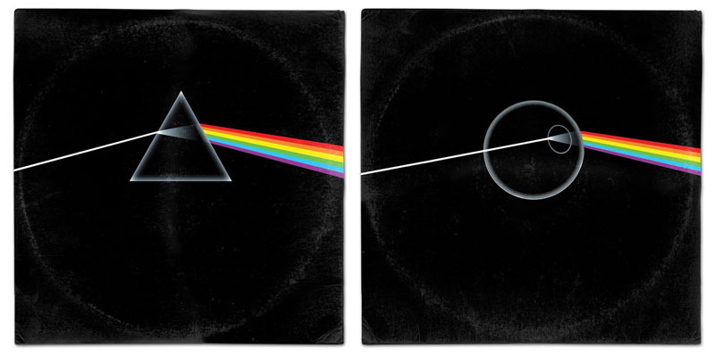 star wars album covers by steve lear why the long play face 11 If Star Wars Characters Were Musicians...
