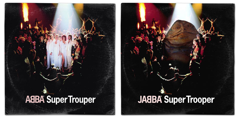 star wars album covers by steve lear why the long play face 15 If Star Wars Characters Were Musicians...