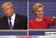 SNL Recreates the Trump-Clinton Debate