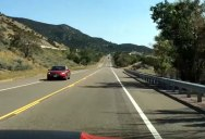 To Encourage Slowing Down, This Route 66 Rumble Strip Plays America the Beautiful at 45 MPH
