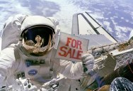 Picture of the Day: Planet For Sale