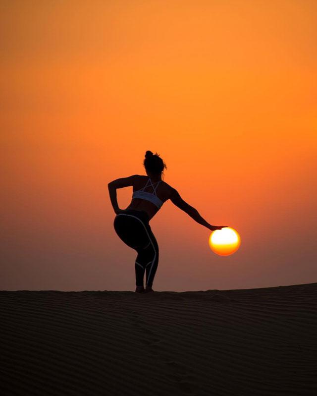 desert sun moon by dennis stever 4 Desert, Sun, Moon by Dennis Stever (8 Photos)