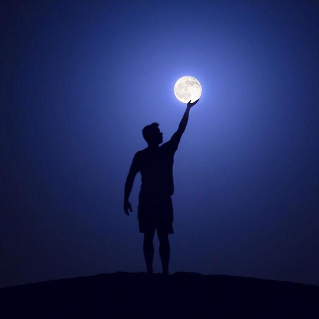 desert sun moon by dennis stever 7 Desert, Sun, Moon by Dennis Stever (8 Photos)