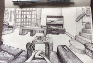 """""""Sketches From My Point of View"""" by Tom Sharp"""