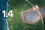 Tesla Just Powered a 600-Person Island With Renewable Solar Energy