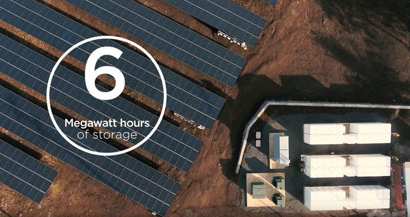 tesla powers entire island with solar energy 15 Tesla Just Powered a 600 Person Island With Renewable Solar Energy