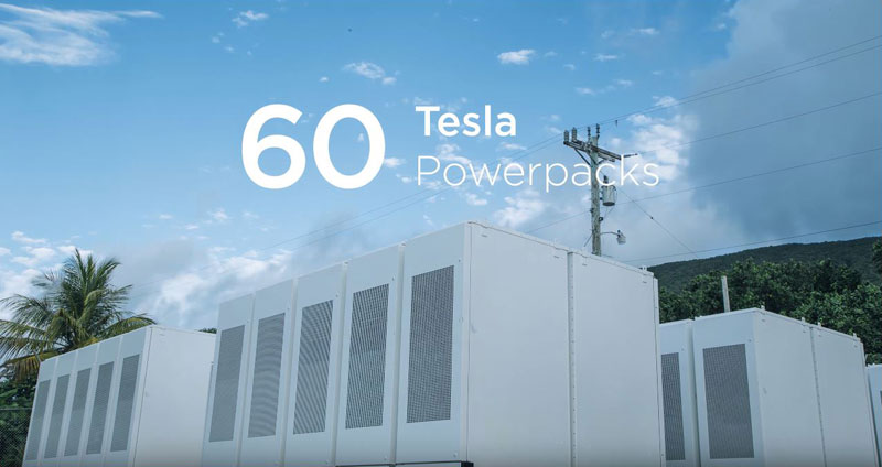 tesla powers entire island with solar energy 4 Tesla Just Powered a 600 Person Island With Renewable Solar Energy