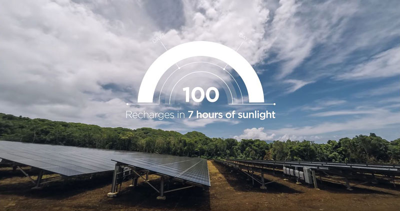 tesla powers entire island with solar energy 9 Tesla Just Powered a 600 Person Island With Renewable Solar Energy