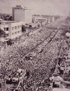 the largest gatherings in human history 1 the largest gatherings in human history 1