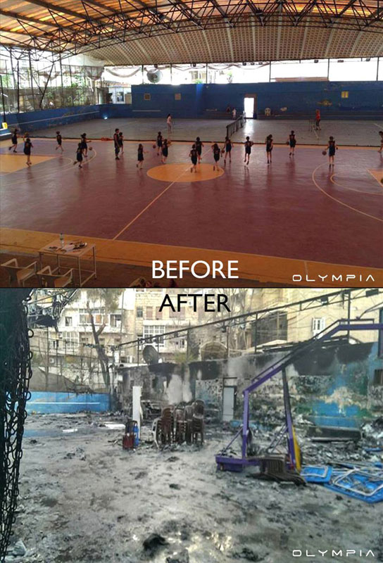 a syrian restaurant is posting before and after photos of aleppo and its heartbreaking 10 A Syrian Restaurant is Posting Before and After Photos of Aleppo and Its Heartbreaking