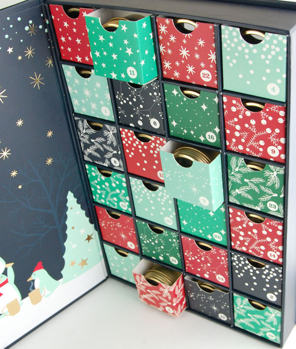 advent calendars for adults 5 5 Advent Calendars for Adults