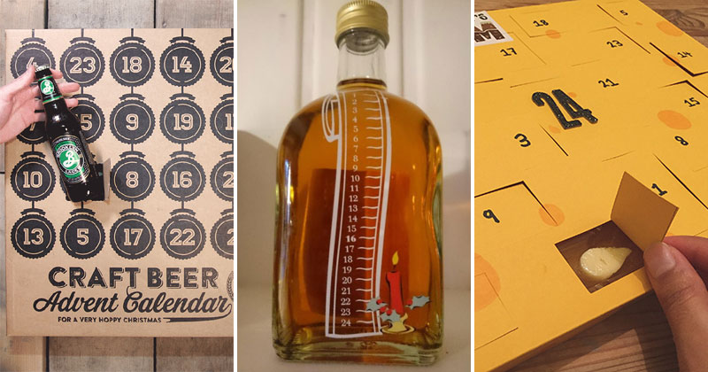 5 Advent Calendars for Adults