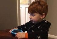 So Alexa Doesn't Understand Kids Very Well
