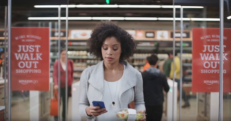 Amazon To Open Grocery Store With No Checkout Lines in 2017