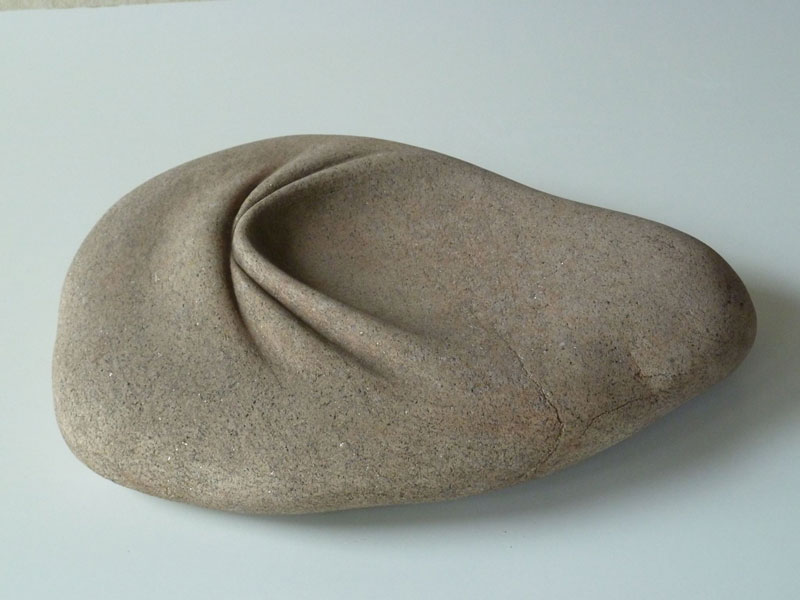 jose manual castro lopez bends peels folds and twists stone 1 This Artist Folds, Twists and Peels Stone Like Its Putty