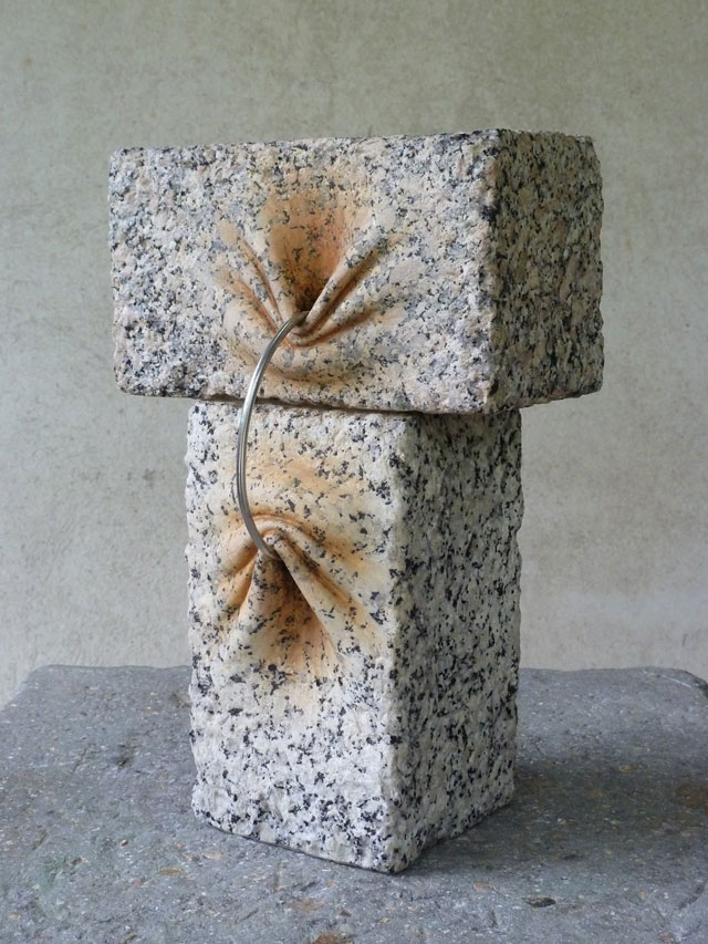 jose manual castro lopez bends peels folds and twists stone 11 This Artist Folds, Twists and Peels Stone Like Its Putty