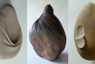 This Artist Folds, Twists and Peels Stone Like It's Putty