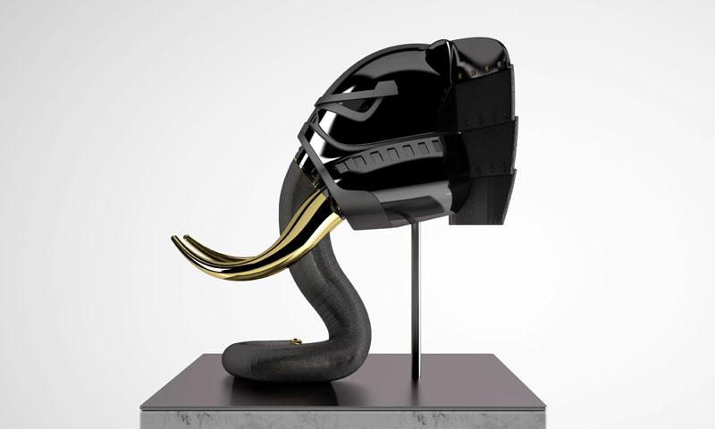 stormtrooper animal helmets by blank william 10 Stormtrooper Animal Helmets by Blank William (16 photos)