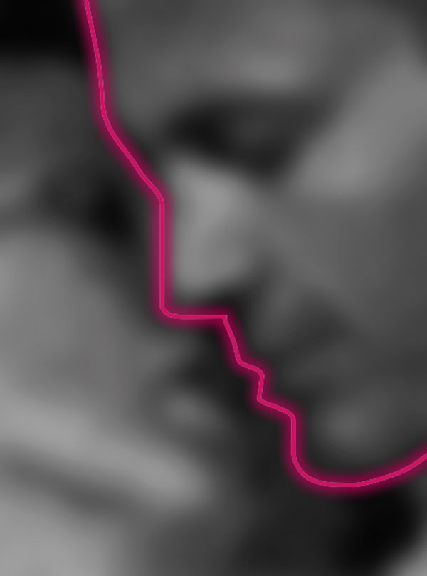 venetian mask illusion the kiss by gianni sarcone 1 If You Only See a Venetian Mask Look Again