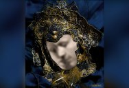 If You Only See a Venetian Mask Look Again