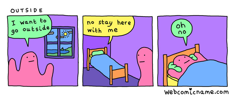 webcomic cliches by alex norris 1 This Guy Drew Every Webcomic Cliche He Came Across This Year