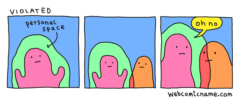 webcomic cliches by alex norris 5 This Guy Drew Every Webcomic Cliche He Came Across This Year