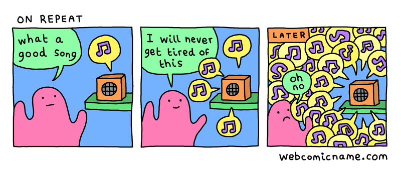 webcomic cliches by alex norris 8 This Guy Drew Every Webcomic Cliche He Came Across This Year