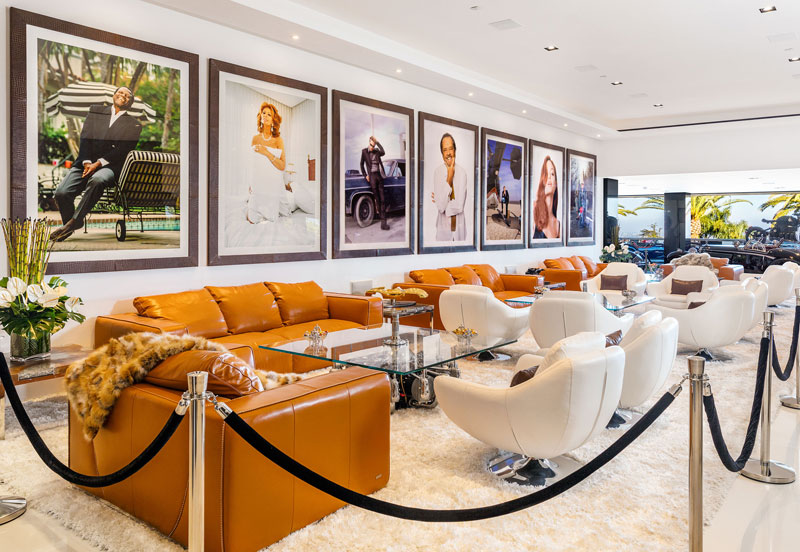 924 bel air road by bruce makowsky bam luxury development 15 This is What the Most Expensive House in the United States Looks Like (19 Photos)