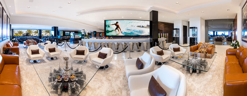 924 bel air road by bruce makowsky bam luxury development 16 This is What the Most Expensive House in the United States Looks Like (19 Photos)