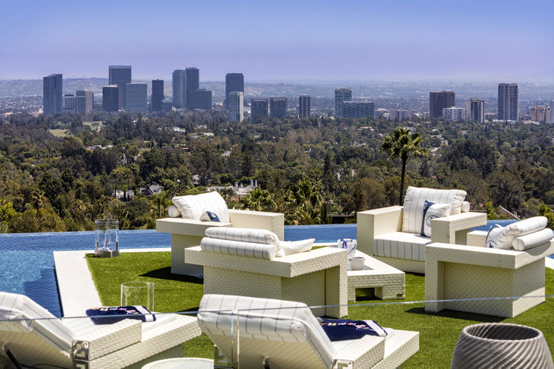 924 bel air road by bruce makowsky bam luxury development 2 This is What the Most Expensive House in the United States Looks Like (19 Photos)