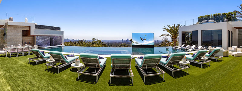 924 bel air road by bruce makowsky bam luxury development 3 This is What the Most Expensive House in the United States Looks Like (19 Photos)
