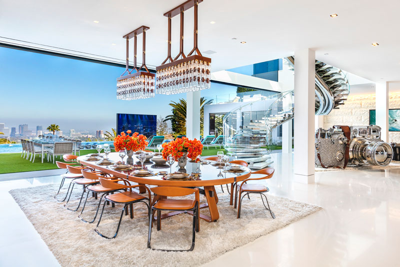 924 bel air road by bruce makowsky bam luxury development 4 This is What the Most Expensive House in the United States Looks Like (19 Photos)