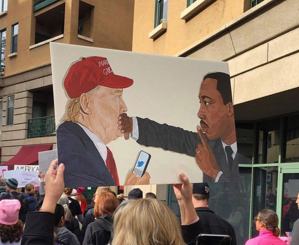 best funny creative signs from womens march 2017 10 50 Amazing Signs from Womens Marches Across the Globe