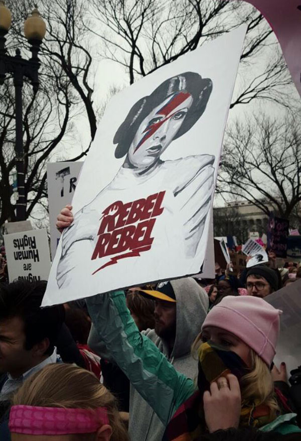 best funny creative signs from womens march 2017 22 50 Amazing Signs from Womens Marches Across the Globe