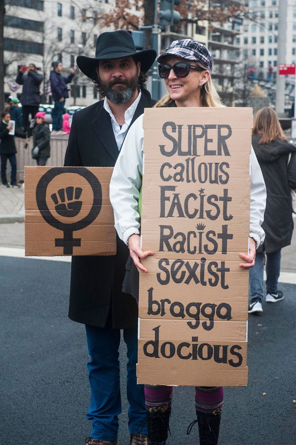 best funny creative signs from womens march 2017 49 50 Amazing Signs from Womens Marches Across the Globe