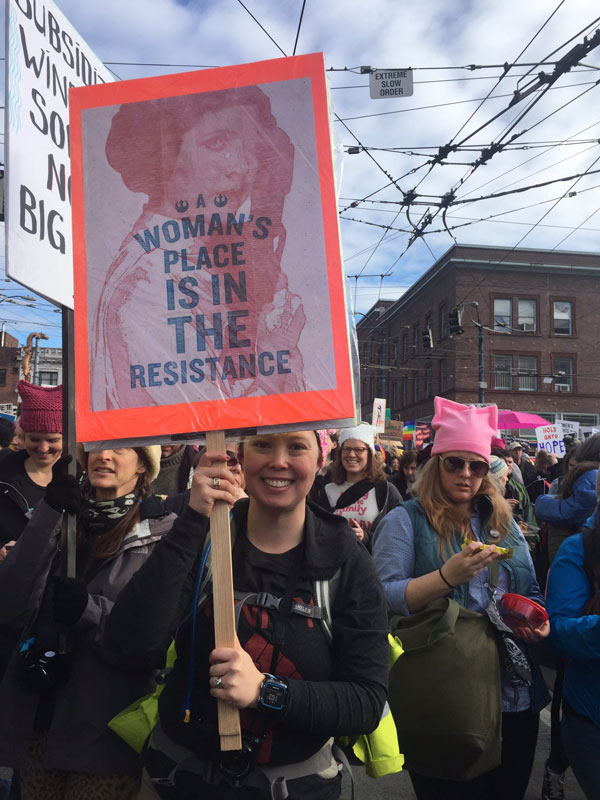 best funny creative signs from womens march 2017 53 50 Amazing Signs from Womens Marches Across the Globe