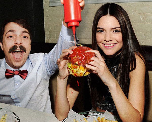 guy photoshops himself into kendall jenner instagram pics 11 This Guy Cant Stop Photoshopping Himself Into Kendall Jenners Instagram Pics