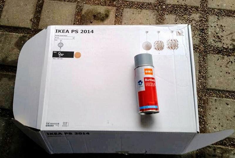 ikea death star lamp diy 4 Star War Fans Turn Popular IKEA Lamp Into Death Star