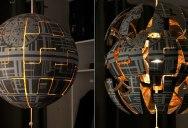 Star War Fans Turn Popular IKEA Lamp Into Death Star