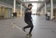 I Did Not Know You Could Do That on a Longboard