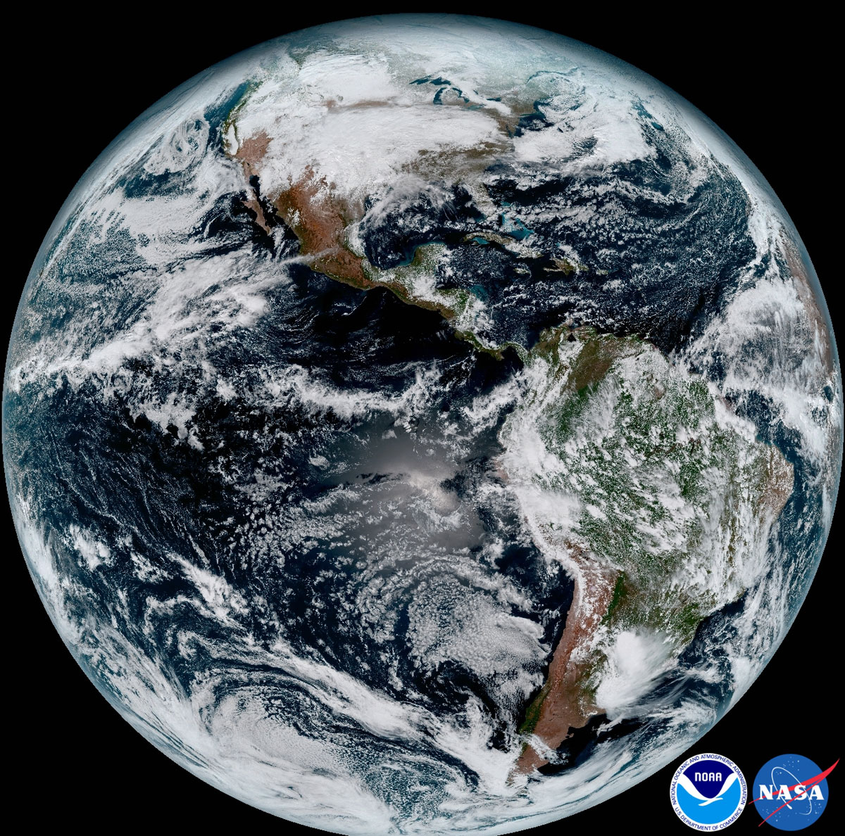 nasa blue marble 2017 1 Picture of the Day: Blue Marble, 2017