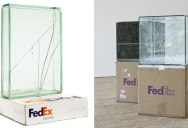 This Guy Shipped Glass Boxes Inside FedEx Packages and Exhibited the Results