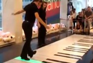 These Two Women Just Slayed This Floor Piano Routine