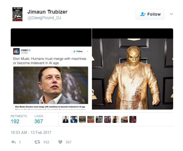 gold ceelo green meme 13 CeeLo Green Wore an All Gold Outfit to the Grammys and the Internet Went to Town