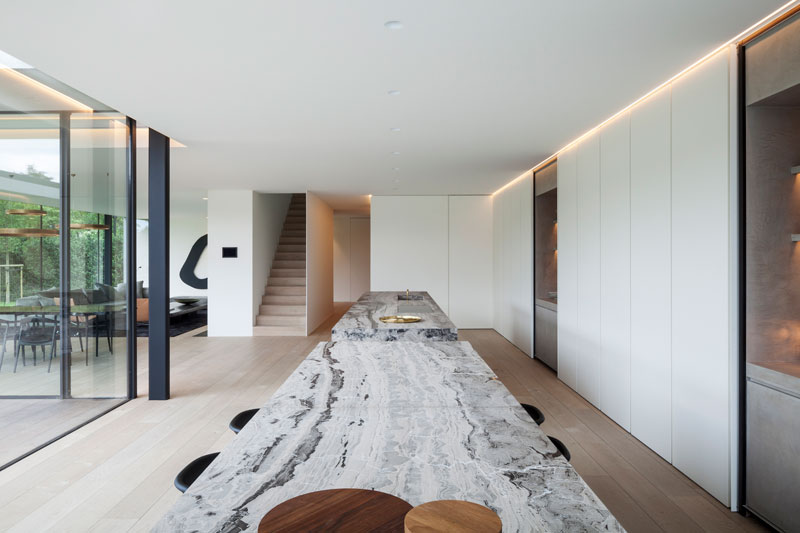 residence vdb by govaert and vanhoutte architects 11 This Guy Built His Dream Bachelor Pad With an Underground Club